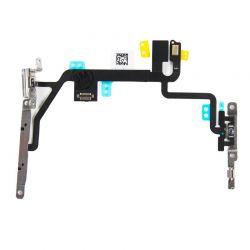 Nappe power volume vibreur complète pour iPhone 8 / SE 2020 ( flash et micro interne)