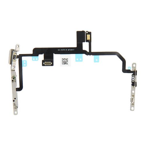 Complete power volume vibrator flex for iPhone 8 Plus