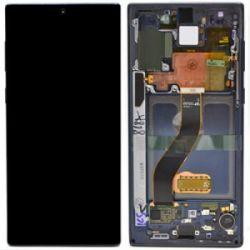 Écran Noir pour Samsung Galaxy Note 10 SM-N970 - Qualité Originale