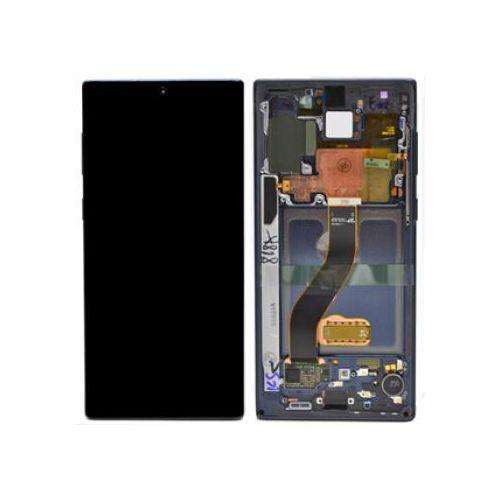 Black Screen for Samsung Galaxy Note 10 SM-N970 - Original Quality