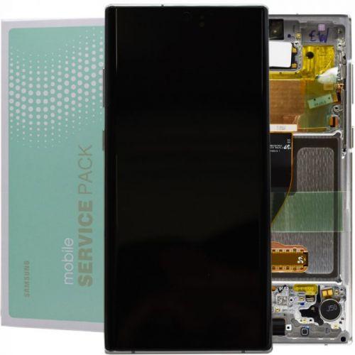 Wit scherm voor Samsung Galaxy Note 10 SM-N970 - Originele kwaliteit