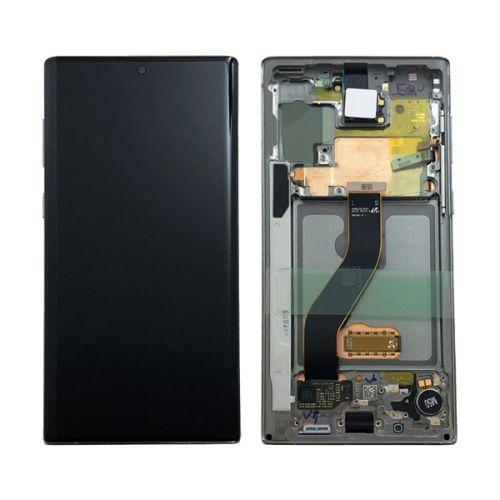 Écran Gris pour Samsung Galaxy Note 10 SM-N970 - Qualité Originale