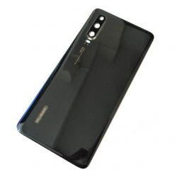 Black back panel for Huawei P30