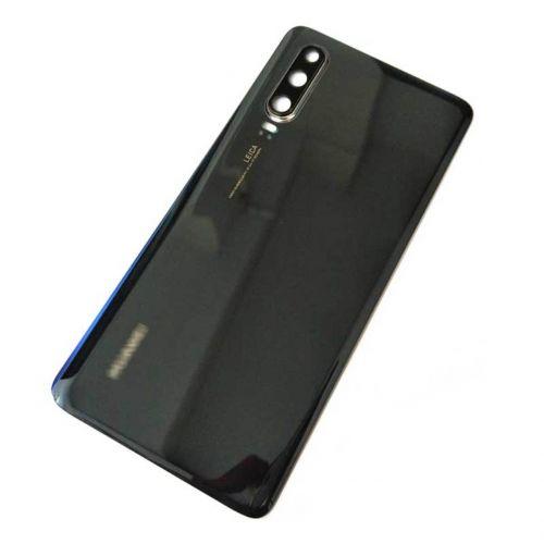 Back Cover Zwart Huawei P30