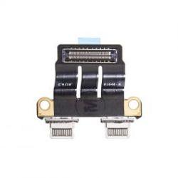 USB-C-poortconnector - A1706 - A1707 - A1989 - A1990
