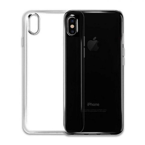 Coque en TPU transparente pour iPhone 11