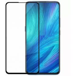 Samsung A90 - Curved tempered glass 9H 5D Black