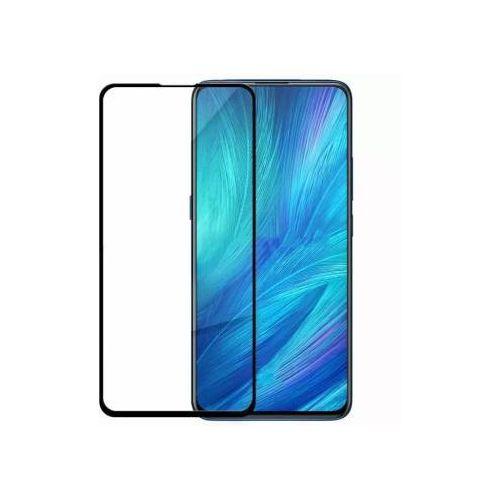 Samsung A90 - Curved tempered glass screenprotector 9H 5D Zwart