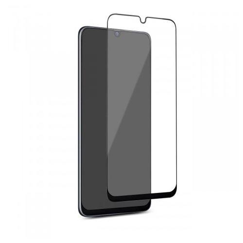 Samsung A41 - Curved tempered glass screenprotector 9H 5D Zwart