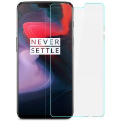 OnePlus 6 - Tempered glass screenprotector 9H 2.5D