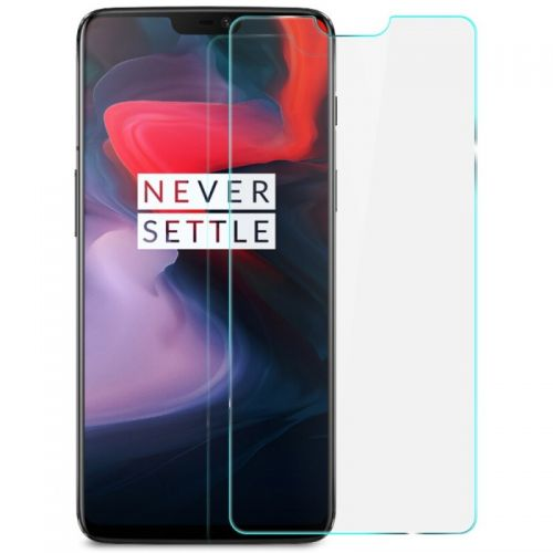 OnePlus 6 - Tempered glass 9H 2.5D