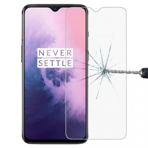 OnePlus 7T - Tempered glass screenprotector 9H 2.5D