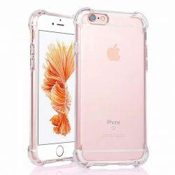 Transparant schokbestendig TPU-hoesje voor iPhone 6 en iPhone 6s