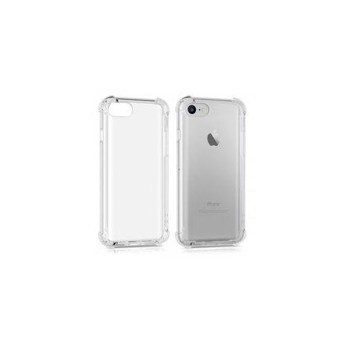 Coque en TPU antichoc transparente pour iPhone 7 et iPhone 8