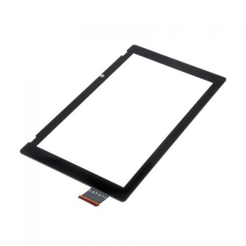 Black touch glass for Nintendo Switch - Original Quality