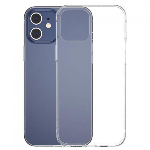 Coque en TPU transparente pour iPhone 12