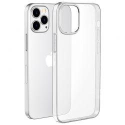 Coque en TPU transparente pour iPhone 12 Pro