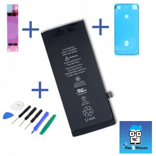 Kit Batterie OEM pour iPhone SE 2020 + Outils + Stickers