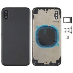 bezzel + Rear Glass for iPhone X
