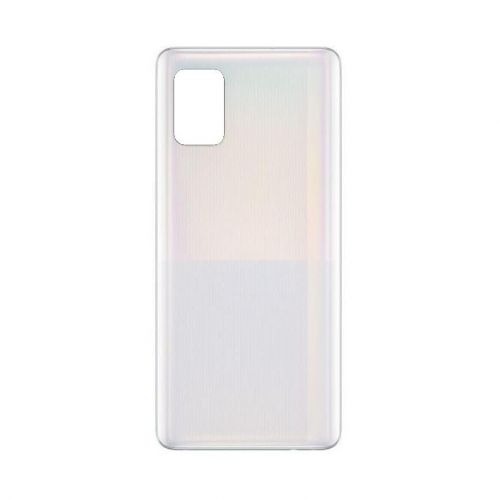 White back panel for Samsung Galaxy A51 SMA515F