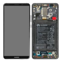 Black Screen for Huawei Mate 10 Pro with Battery - Original Quality