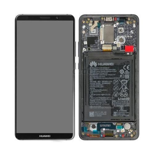 Écran Noir pour Huawei Mate 10 Pro avec Batterie - Qualité Originale
