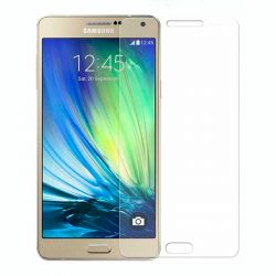 Samsung Galaxy A7 - Tempered glass screenprotector 9H 2.5D