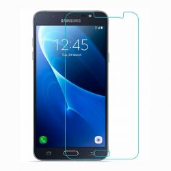 Samsung Galaxy J7 - Tempered glass screenprotector 9H 2.5D