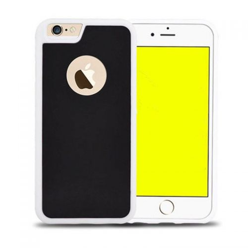Wit anti-zwaartekracht geval voor iPhone 6 en iPhone 6S