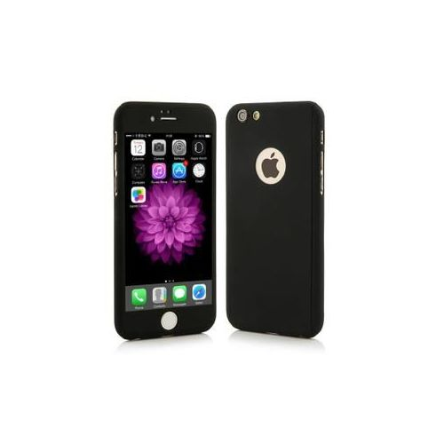 Coque de protection 360° + film en verre trempé pour iPhone 6 et iPhone 6S