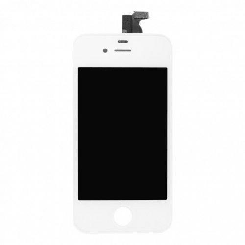 Écran Blanc pour iphone 4s - 1ère Qualité