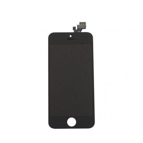 Zwart scherm voor iPhone 5 - 1e kwaliteit