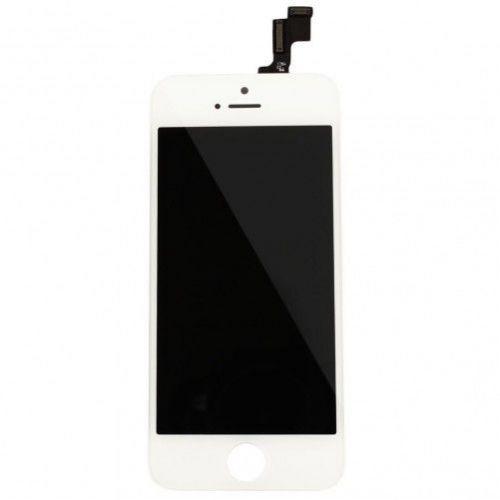 Wit scherm voor iPhone SE - 1e kwaliteit