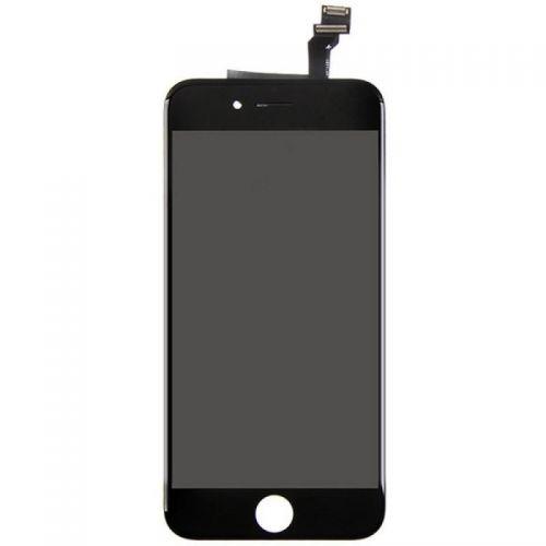 Zwart scherm voor iPhone 6 - 1e kwaliteit