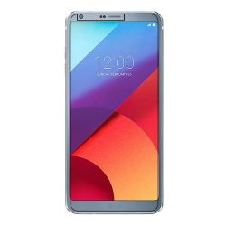 LG G6 - Tempered glass screenprotector 9H 2.5D