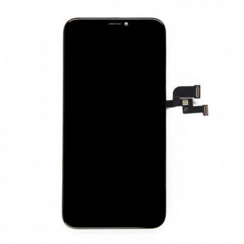 Zwart scherm voor iPhone X - OEM kwaliteit