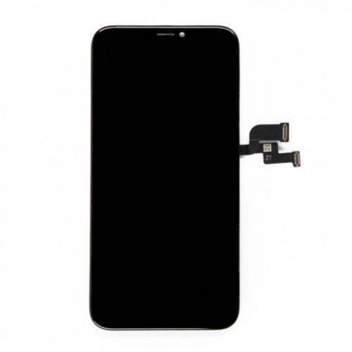 Zwart scherm voor iPhone X - 1e kwaliteit