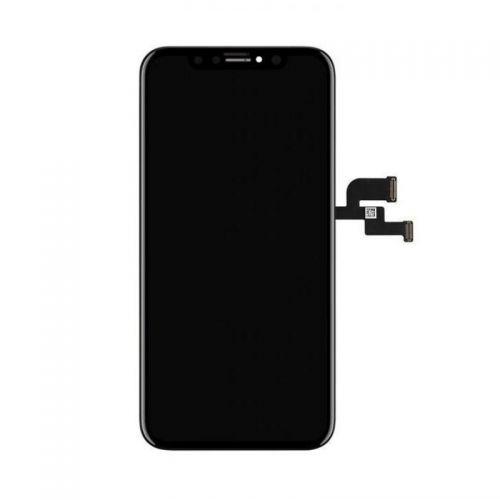 Zwart scherm voor iPhone Xr - 2e kwaliteit
