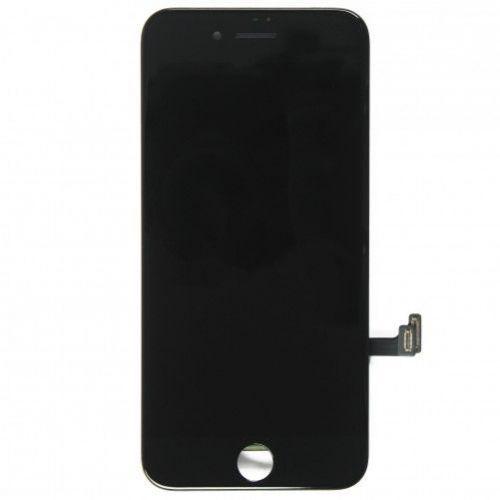 Zwart scherm voor iPhone 8 - 1e kwaliteit