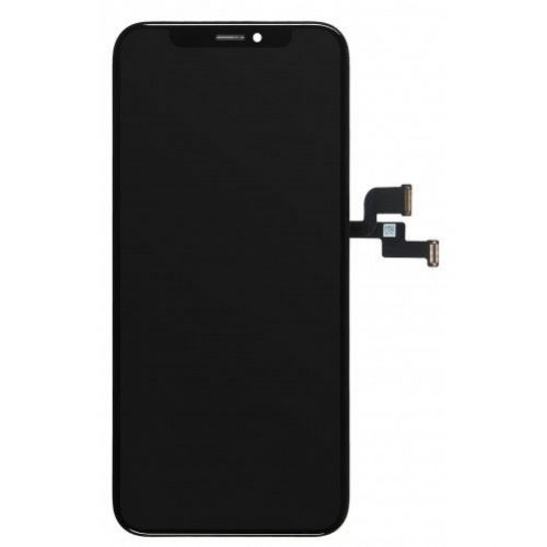 Zwart scherm voor iPhone Xs - OEM kwaliteit
