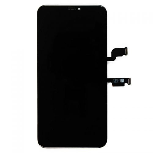 Zwart scherm voor iPhone Xs Max - 1e kwaliteit