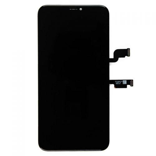 Zwart scherm voor iPhone Xs Max - 2e kwaliteit