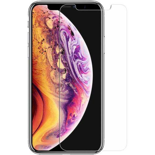 iPhone Xs - 11 Pro Max - Film en verre trempé incurvé 9H 2.5D
