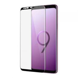 Samsung Galaxy S9 - Curved Tempered glass 9H 3D