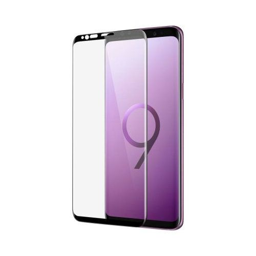 Samsung Galaxy S9 - Curved Tempered glass screenprotector 9H 3D