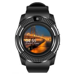 Montre connectée V8 - Assistant personnel