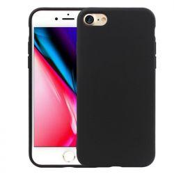 Coque en TPU de couleur pour iPhone 7 et 8