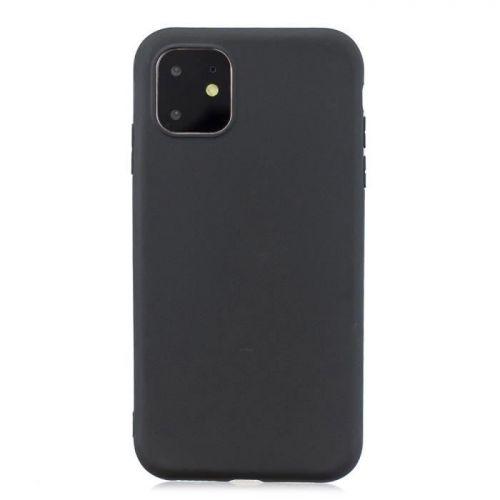 Coque en TPU de couleur pour iPhone 11