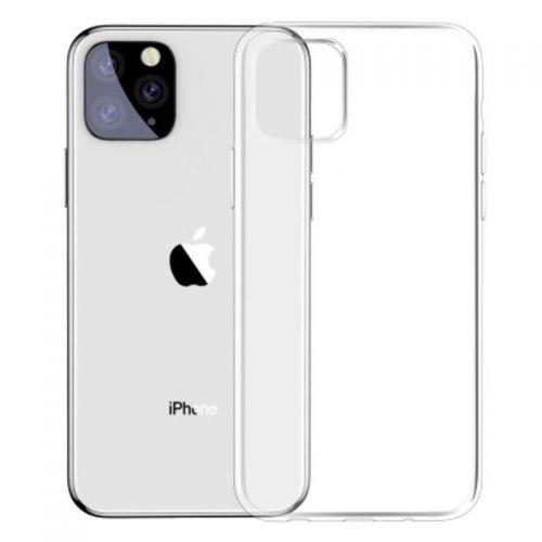 Coque en TPU transparente pour iPhone 11 Pro MAX