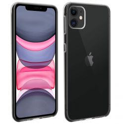 Transparent TPU case for iPhone 11